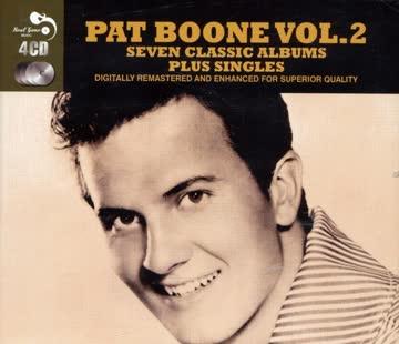 Pat Boone - Seven Classic Albums Plus Bonus Singles
