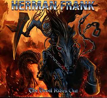 Herman Frank - The Devil Rides Out