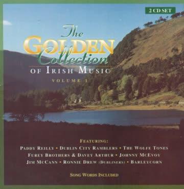 Various Artists - Irish Music Golden Collection