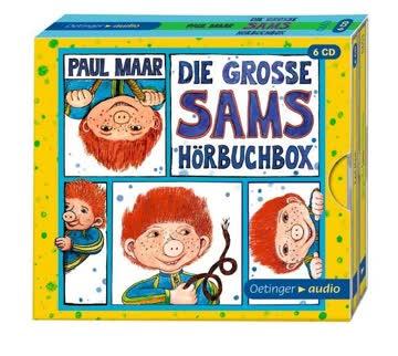 Die große Sams-Hörbuchbox