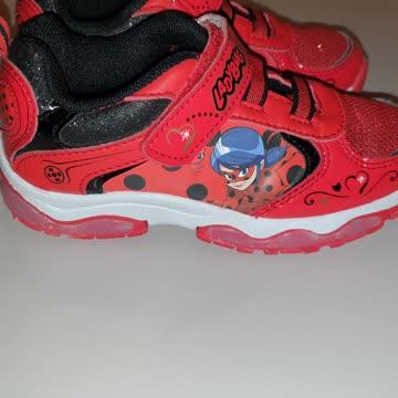 Lady Bug Blinck Schuhe gr 28 wenig getragen