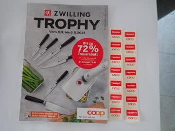 14 COOP Trophy Sticker