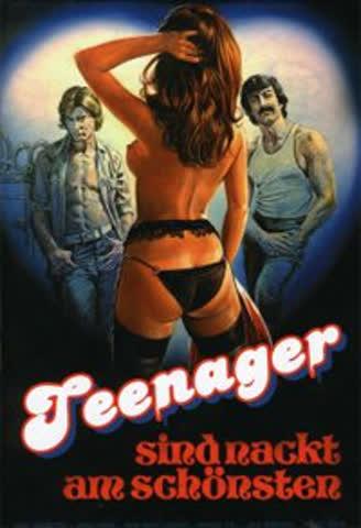 Teenager sind nackt am schönsten