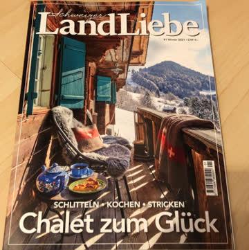 Schweizer LandLiebe Winter   1 / 2021