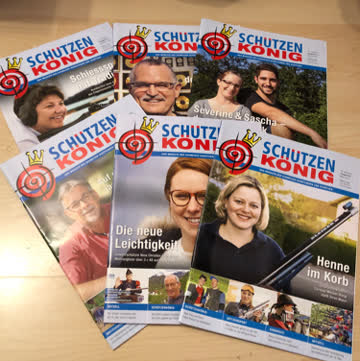 Schützen König 2019 / 6 Ausgaben