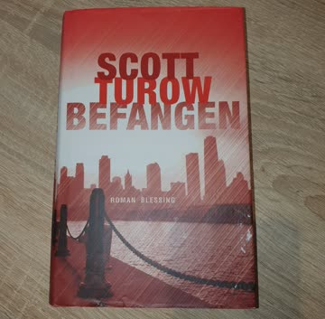 Befangen - Scott Turow
