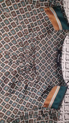 TAIFUN Bluse gr 40 Neuwertig