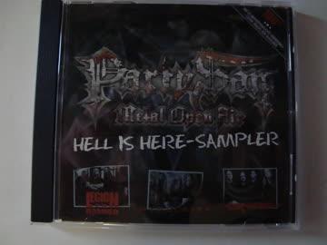 Metal Sampler