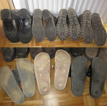 8 Paar Schuhe Finken Hausschuhe Winter Stiefel