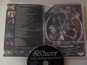 """Sonic Seducer Vol. 104 mit Roger Cormans """"Dracula"""""""