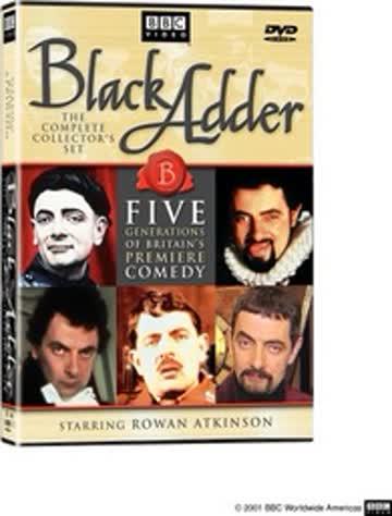 Black Adder - The Complete Collector's Set (US-Import)