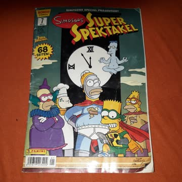 Simpsons Heft