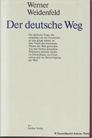 Der deutsche Weg