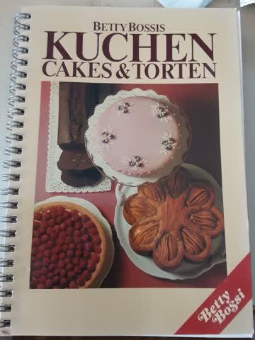 Kuchen cakes und Torten