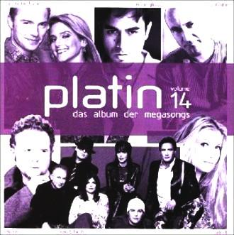 Various - Platin14-das Album der Megason