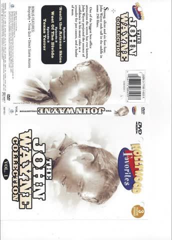 The John Wayne Collection Vol.1