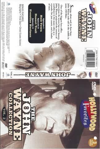 The John Wayne Collection Vol. 2