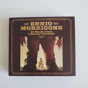 Ennio Morricone: 4 CDs mit Original-Filmmusik