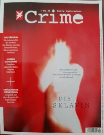Crime Wahre Verbrechen Nr. 36