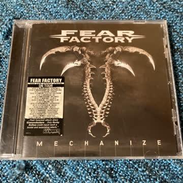 Fear Factory - Mechanize (Metal)