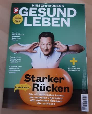 Hirschhausens Stern Gesund Leben 2020 Nr. 4