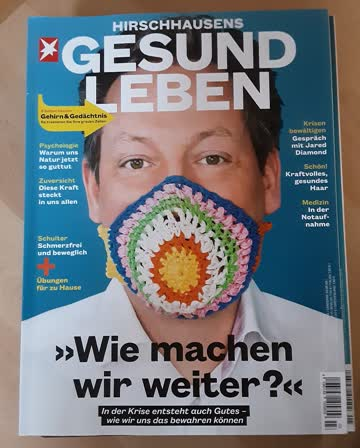 Hirschhausens Stern Gesund Leben 2020 Nr. 3