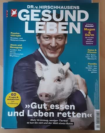 Hirschhausens Stern Gesund Leben 2019 Nr. 5