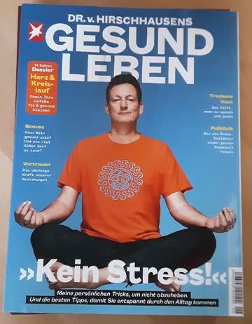 Hirschhausens Stern Gesund Leben 2019 Nr. 6