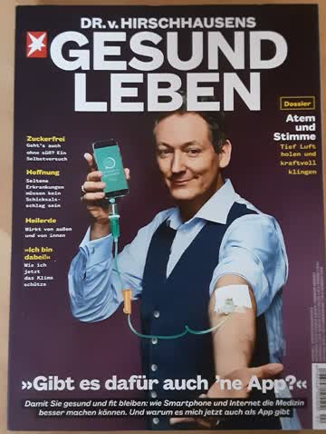 Hirschhausens Stern Gesund Leben 2019 Nr. 2
