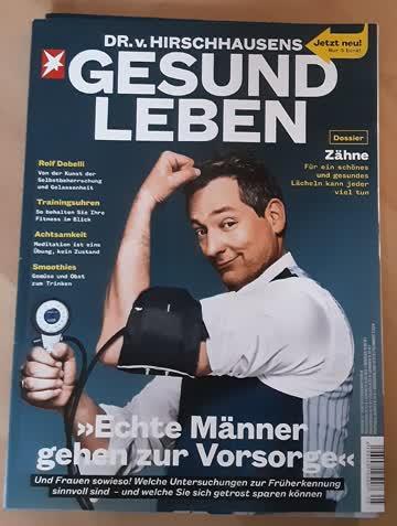 Hirschhausens Stern Gesund Leben 2018 Nr. 5