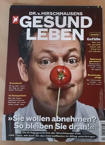 Hirschhausens Stern Gesund Leben 2019 Nr. 1