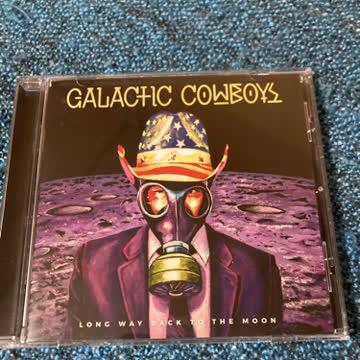 Galactic Cowboys - Long Way Back To The Moon (Hardrock)