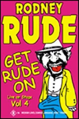 Rodney Rude Vol.3 & 4 = 2DVDs Australian Import = Region 4