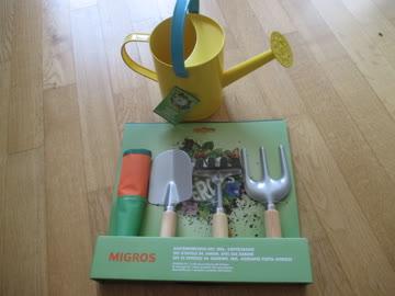 grosses Gartenset für Kinder