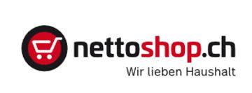 20 Fr. Rabatt bei Nettoshop ab CHF 200.00 Einkauf