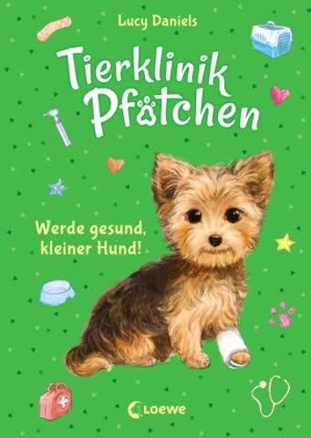 Tierklinik Pfötchen - Werde gesund, kleiner Hund!