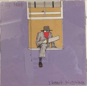 Tuff Teef - I Heart Hiroshima