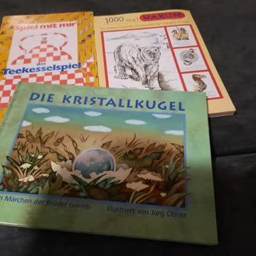 3 stk div Kinderbücher