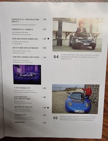 electricar Das Magazin für die Mobilität von Morgen