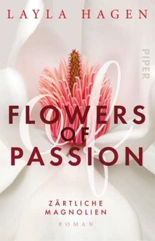 Flowers of Passion - Zärtliche Magnolien