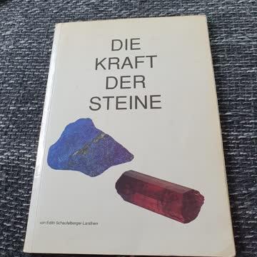 Edith Schaufelberger-Landherr, Die Kraft der Steine