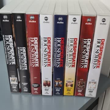 Desperate Housewives 1-8