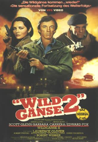Wildgänse 2 (VHS)