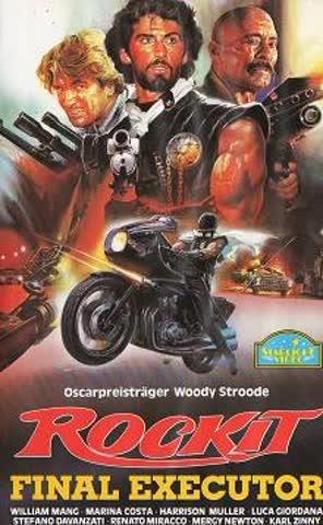 Rockit - Final Executor (VHS)