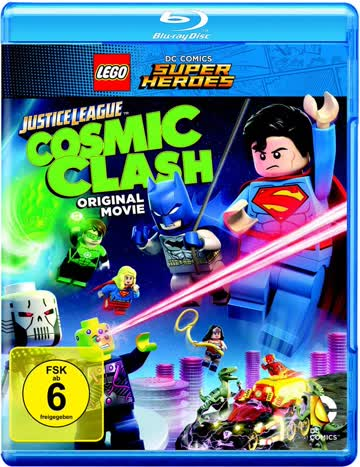 LEGO: DC Comics Super Heroes