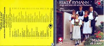 Ruedi Rymann singt und juizt mit seinen Töchtern