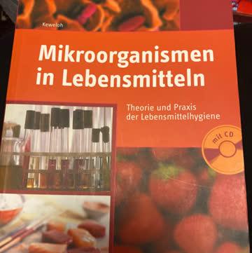 Mikroorganismen in Lebensmitteln + CD