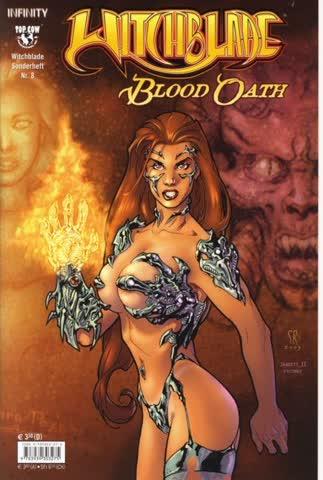 Witchblade Sonderheft. Band 8: Blood Oath 1