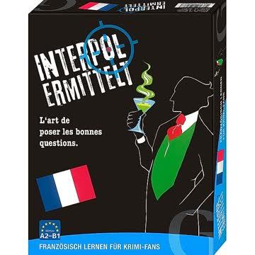 Interpol ermittelt – Französisch lernen für Krimi-Fans