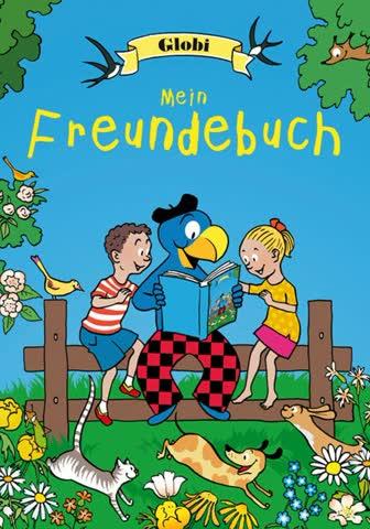 Globis - Mein Freundebuch (Neu)